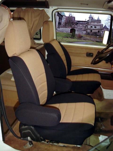Volkswagen Seat Cover Gallery