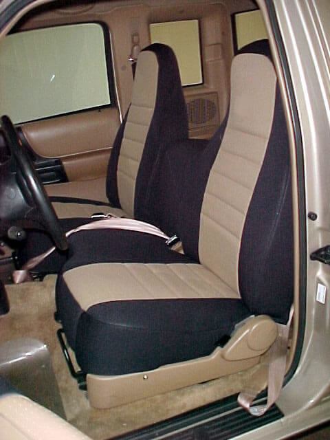 Ford Seat Cover Gallery