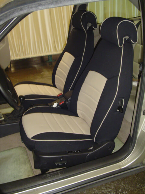 Saab Seat Cover Gallery