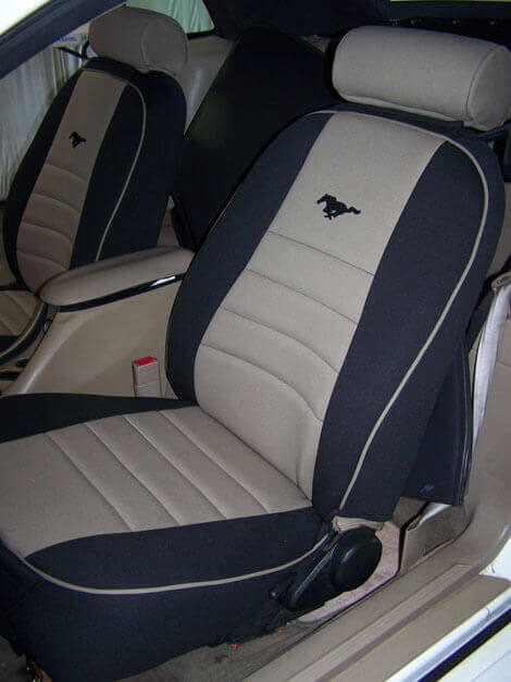 2002 Ford Mustang Seat Covers