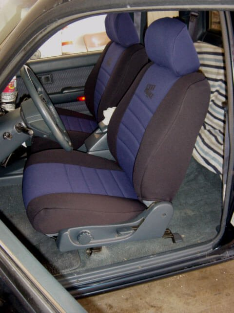toyota tacoma front seat cover wet okole hawaii. Black Bedroom Furniture Sets. Home Design Ideas