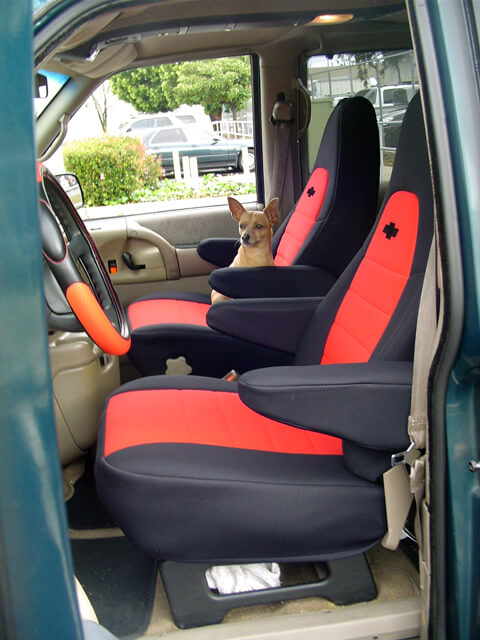 Chevrolet Astro Van Realtree Seat Covers Middle Seats