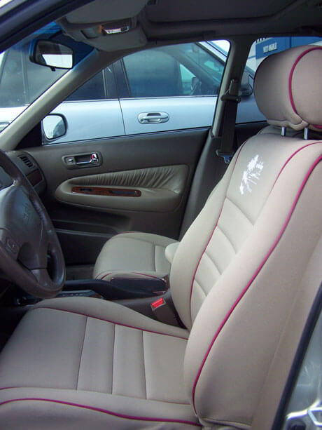 Acura Tl Seat Covers Best Seat Covers For Acura Tl Front
