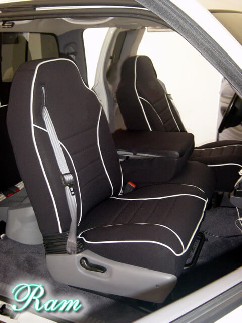 Dodge Ram 1500 2500 3500 4500 5500 Seat Covers