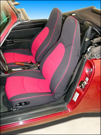 Porsche Seat Cover Special Wet Okole Hawaii