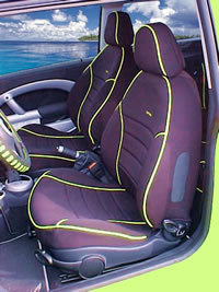 mini cooper seat covers wet okole hawaii. Black Bedroom Furniture Sets. Home Design Ideas
