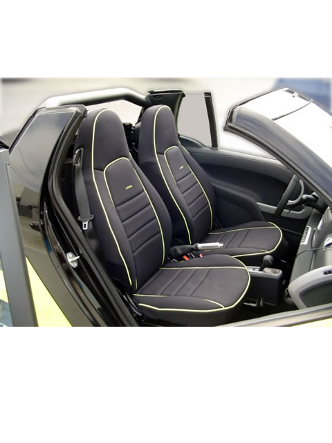 Smart With The Seat Cover Heres A Pic