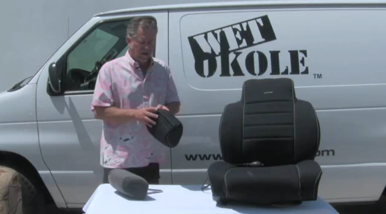 Wet Okole: Vid #1 | Waterproof Car Seat Covers Installation – How to Remove Your Headrests