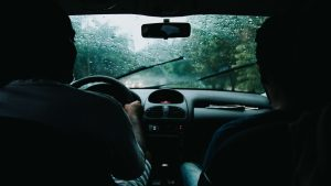 Driving in the Rain