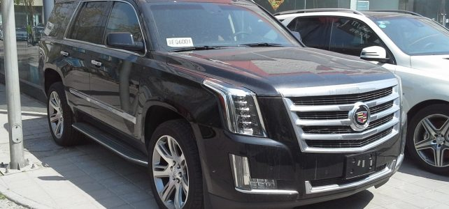 Make/Model Spotlight: Cadillac Escalade