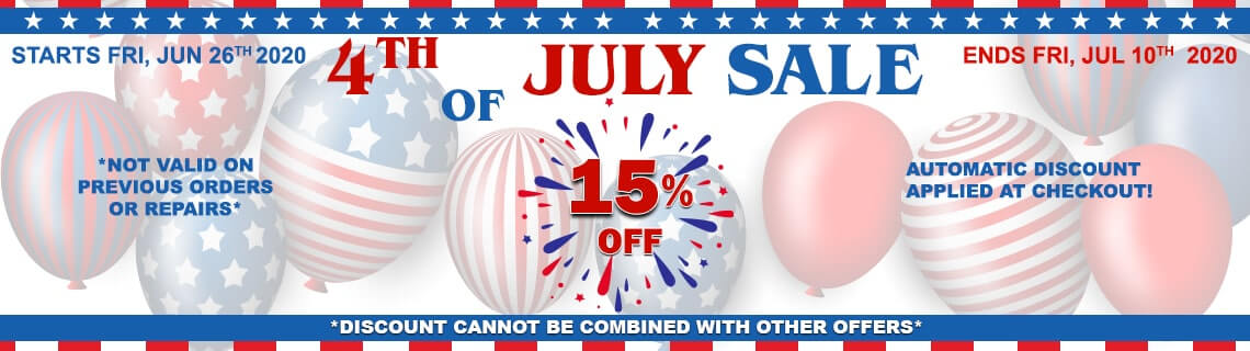 4th Of July Day Sale