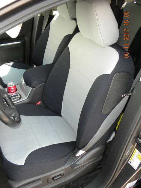 Ford Edge Standard Color Seat Covers