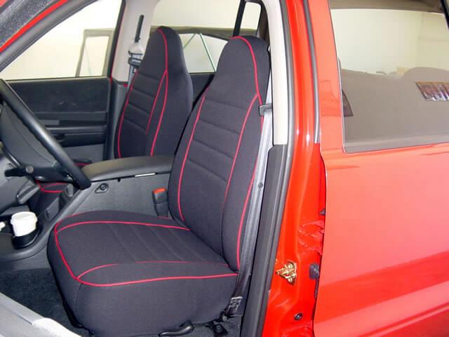 2000 Dodge Dakota Seat Covers Velcromag