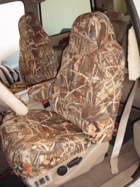 Wet Okole Camo Seat Covers