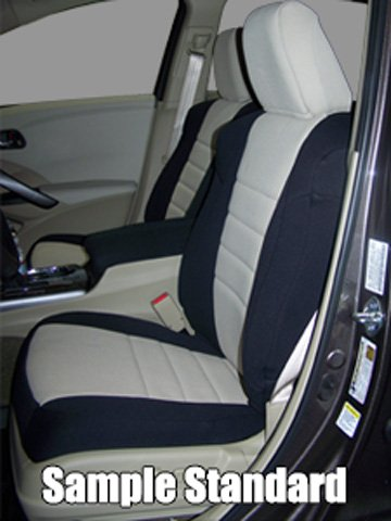 Audi 100/200 Standard Color Seat Covers