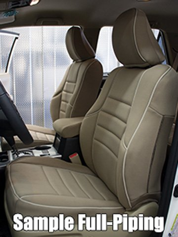 Blue Town and Country Covers Standard Seat Cover
