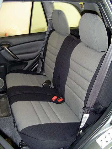 Toyota Rav4 Standard Color Seat Covers Rear Seats