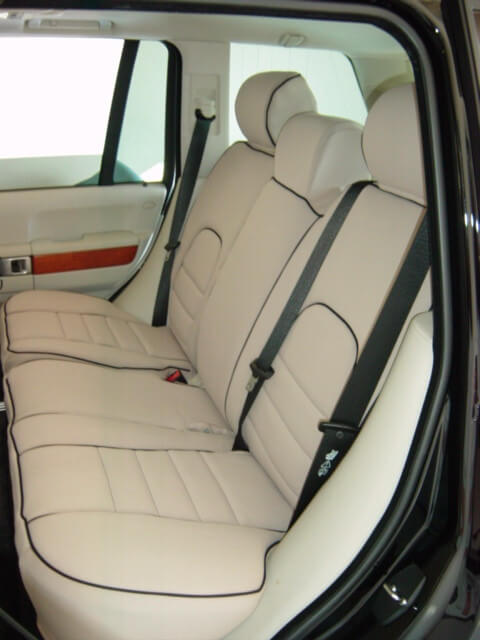 Land Rover Seat Cover Gallery - Wet Okole Hawaii