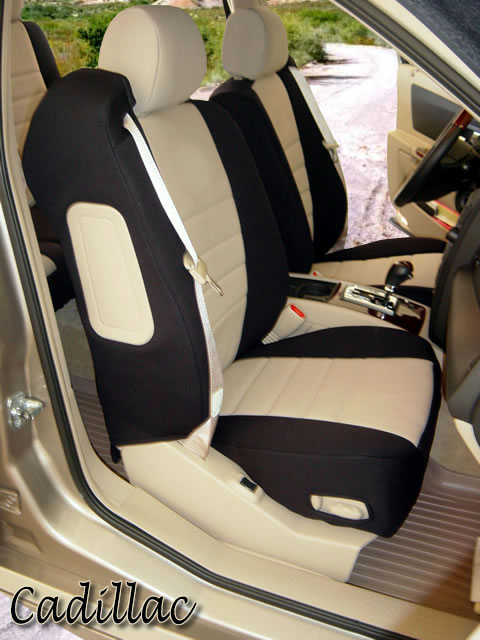 cadillac srx pattern seat covers rear seats wet okole. Black Bedroom Furniture Sets. Home Design Ideas