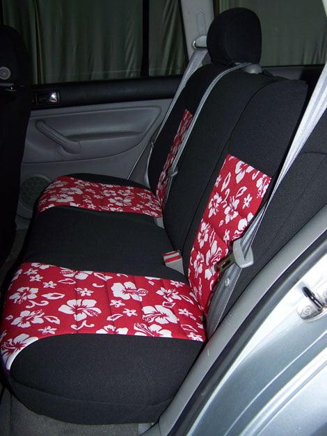 Volkswagen Seat Covers Wet Okole Hawaii