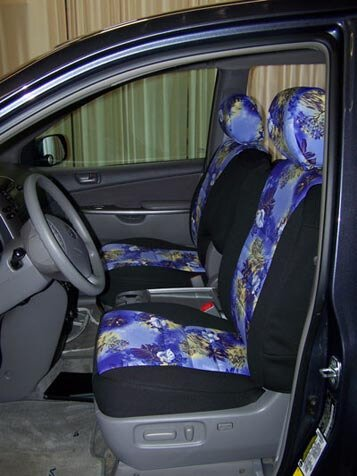 Toyota Sienna Seat Covers >> Toyota Sienna Pattern Seat Covers Wet Okole Hawaii