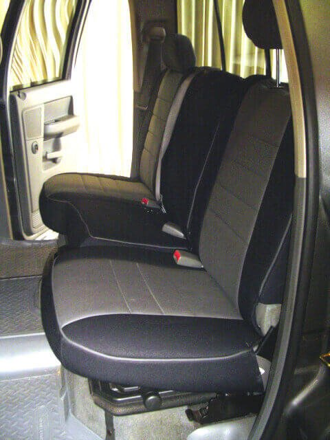 P on 2002 Dodge Dakota Seats