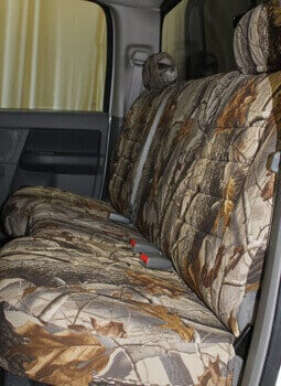Dodge Ram Realtree Seat Covers Dodge Rear Seats Wet