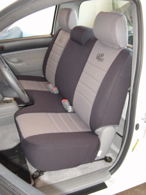 05 Tacoma Seat Covers Velcromag