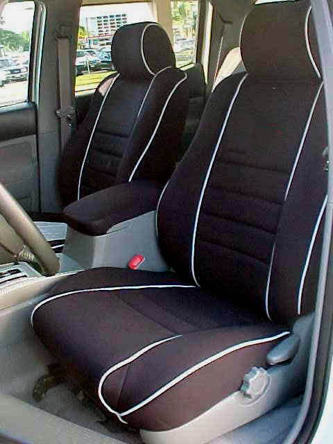 toyota tacoma standard color seat covers wet okole hawaii autos post. Black Bedroom Furniture Sets. Home Design Ideas