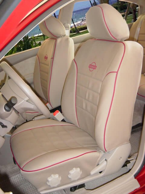 Nissan Altima Full Piping Seat Covers