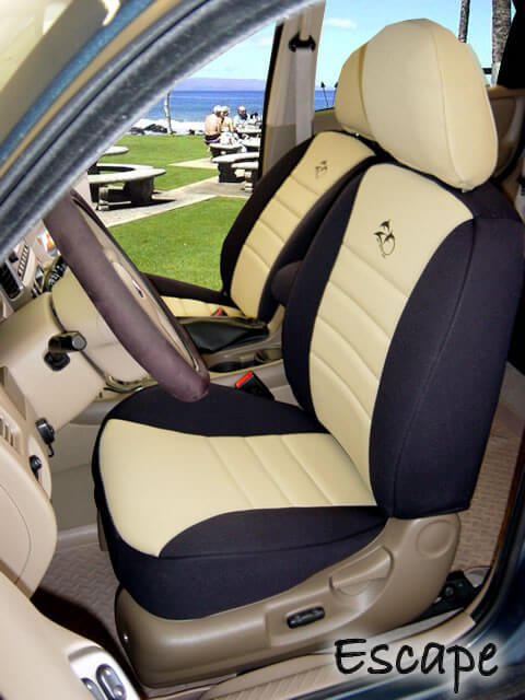 Ford Escape Standard Color Seat Covers & Ford Escape Standard Color Seat Covers: Wet Okole Hawaii markmcfarlin.com
