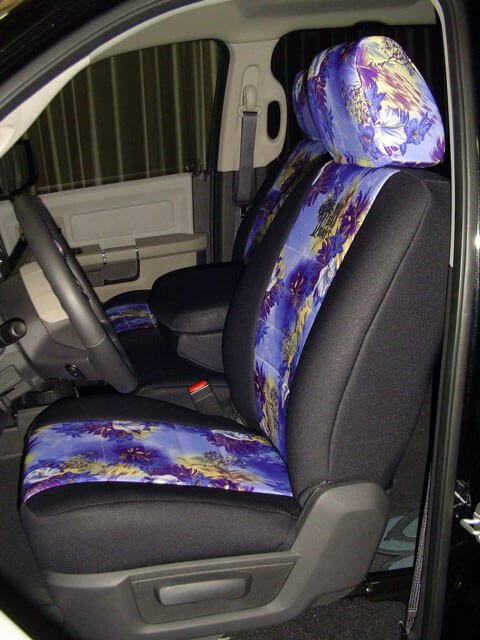 Dodge Ram Pattern Seat Covers