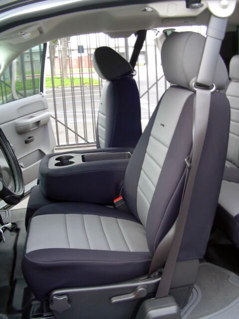 09 Chevy Silverado Seat Covers