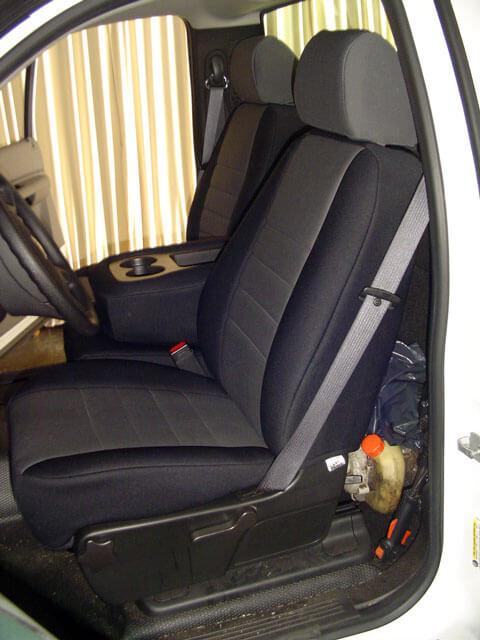 Chevrolet Silverado Realtree Seat Covers Wet Okole Hawaii