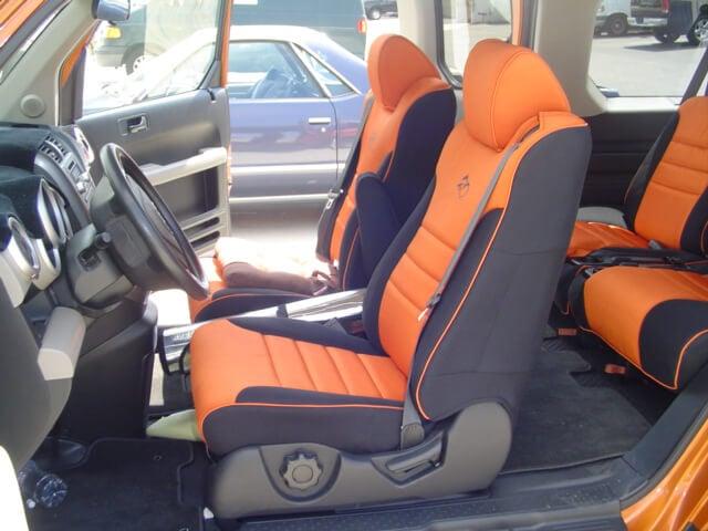 Honda Element Half Piping Seat Covers Wet Okole Hawaii