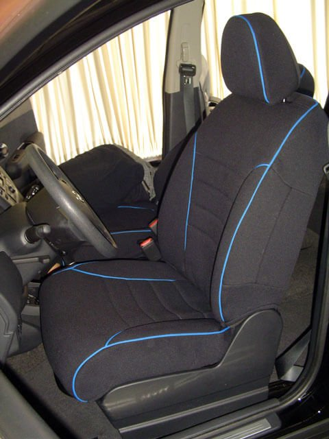 Nissan Versa Full Piping Seat Covers