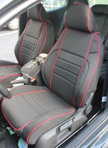 Volkswagen GTI Full Piping Seat Covers: Wet Okole Hawaii