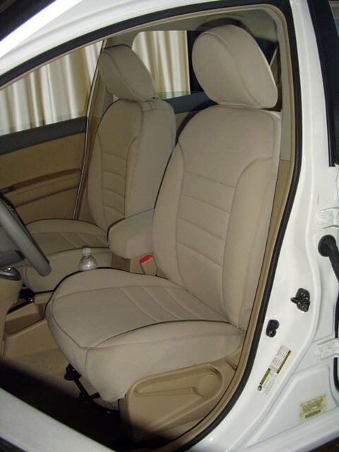 Nissan Sentra Full Piping Seat Covers