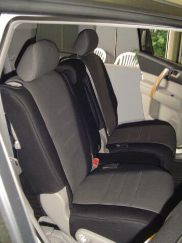 Toyota Highlander Standard Color Seat Covers