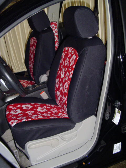 Nissan Rogue Pattern Seat Covers: Wet Okole Hawaii