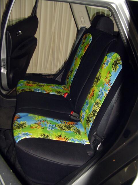 Nissan Seat Cover Gallery - Wet Okole Hawaii