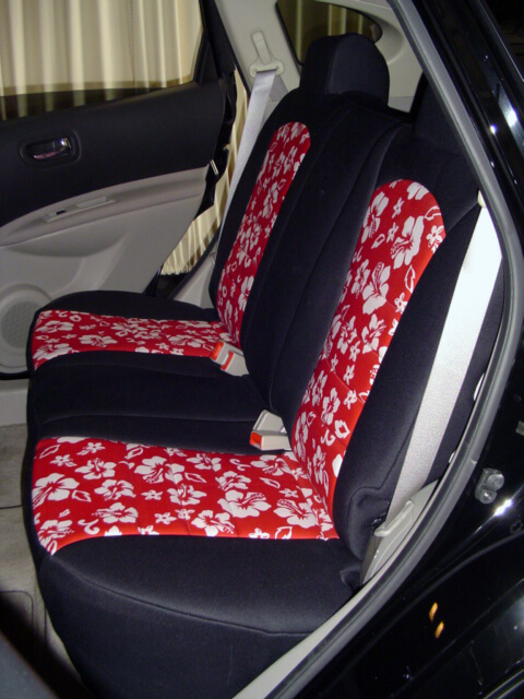 Nissan Rogue Pattern Seat Covers