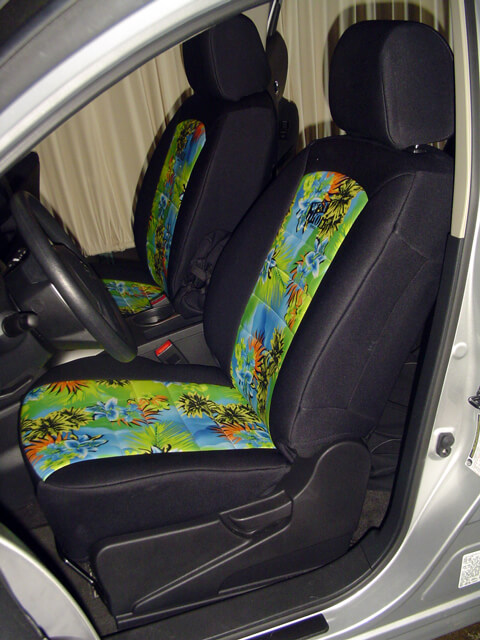 Nissan Seat Cover Gallery - Wet Okole Hawaii
