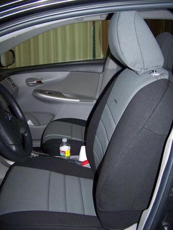 Toyota Corolla Standard Color Seat Covers