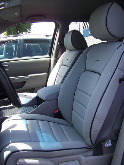 Honda Pilot Full Piping Seat Covers
