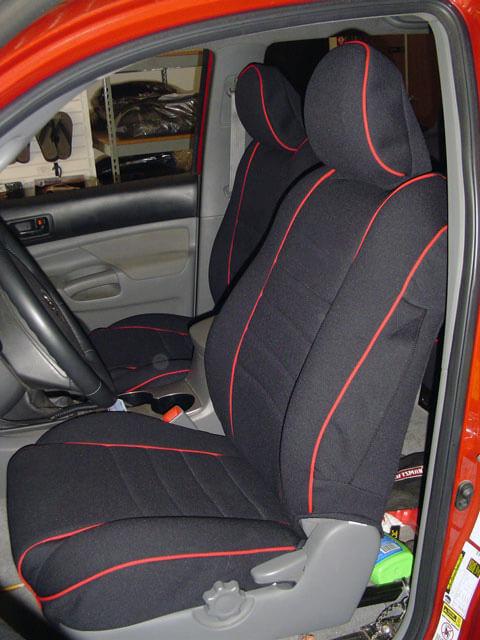Toyota Tacoma Standard Color Seat Covers Wet Okole Hawaii