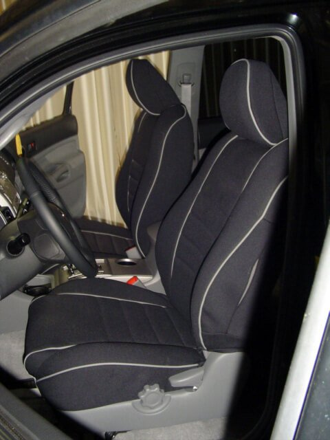 Awe Inspiring Toyota Tacoma Front Seat Cover 2009 Current Wetokole Dailytribune Chair Design For Home Dailytribuneorg