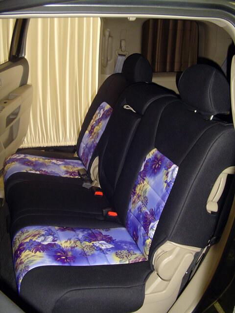 Honda Pilot Pattern Seat Covers