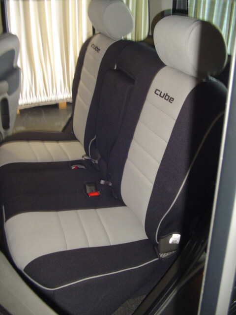 nissan cube leather seat covers velcromag. Black Bedroom Furniture Sets. Home Design Ideas