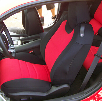 Chevrolet Camaro Standard Color Seat Covers